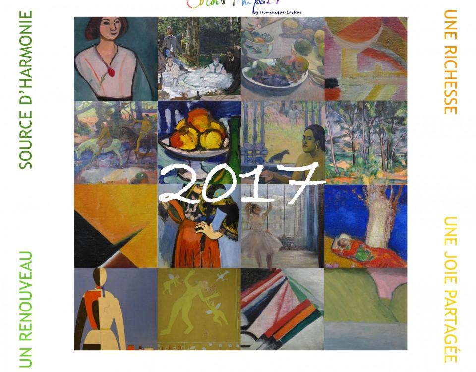 Voeux Colors Impact 2017